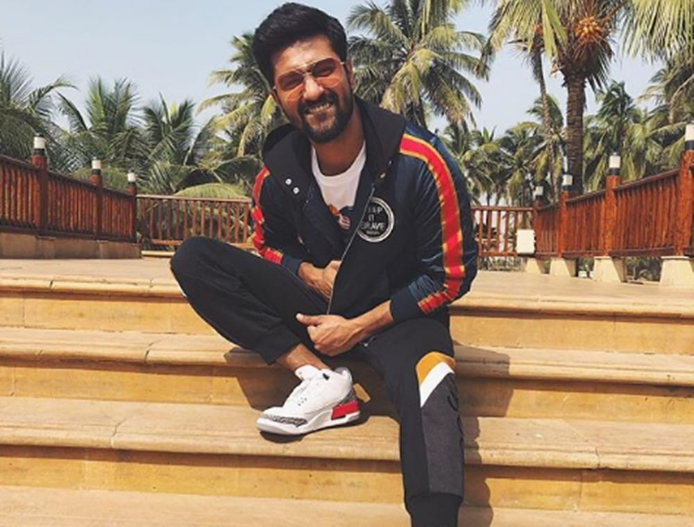 Vicky Kaushal reveals of being in a serious relationship on 'Koffee with Karan'