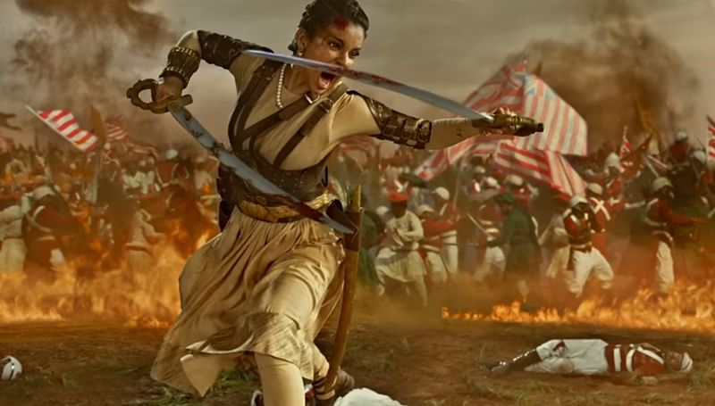 Manikarnika The Queen of Jhansi movie: Review, cast, director