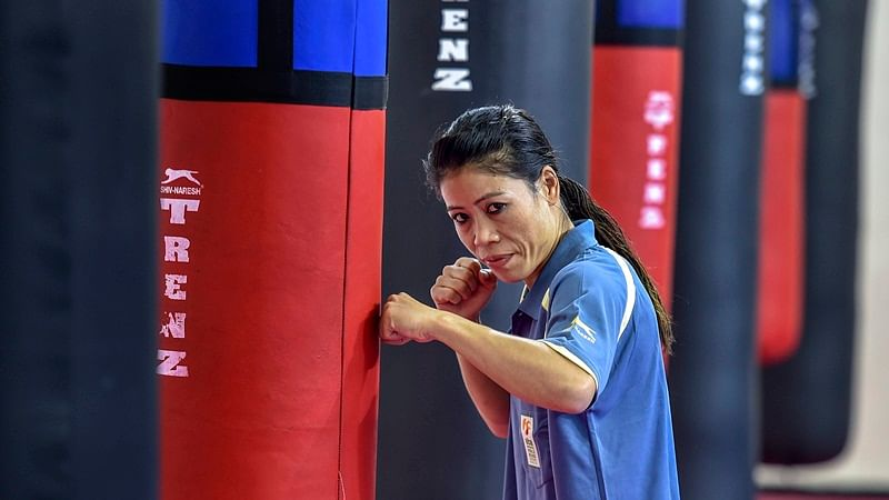 Mary Kom thanks Delhi police for making her son's birthday 'special' amid coronavirus lockdown