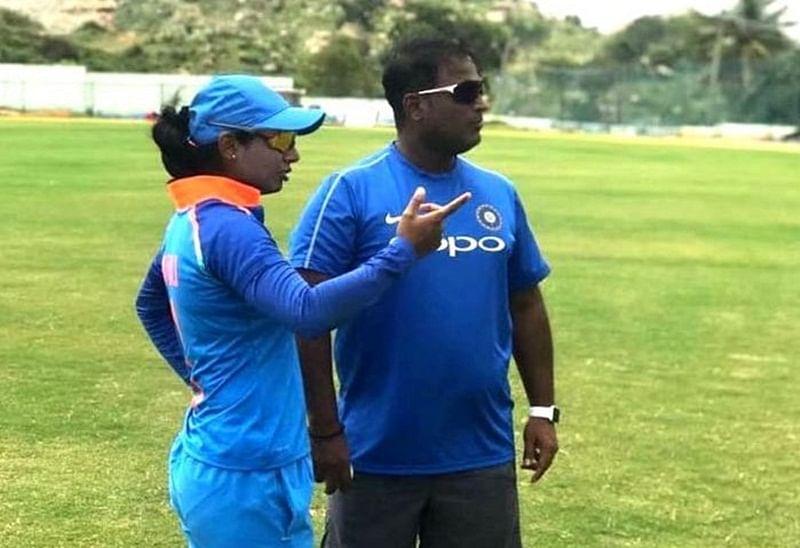 Harmanpreet Kaur, Smriti Mandhana appeal to BCCI to keep Ramesh Powar as coach