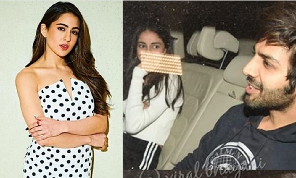 Kartik Aaryan's dinner date with Ananya Pandey can make Sara Ali Khan jealous; see pic