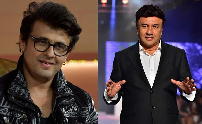 You accused him without any proof: Sonu Nigam on Anu Malik's sexual harassment allegations
