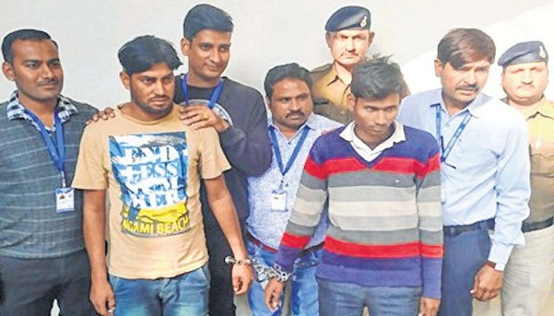 Fake ASPs involved in duping petrol pump owners arrested from Rajasthan