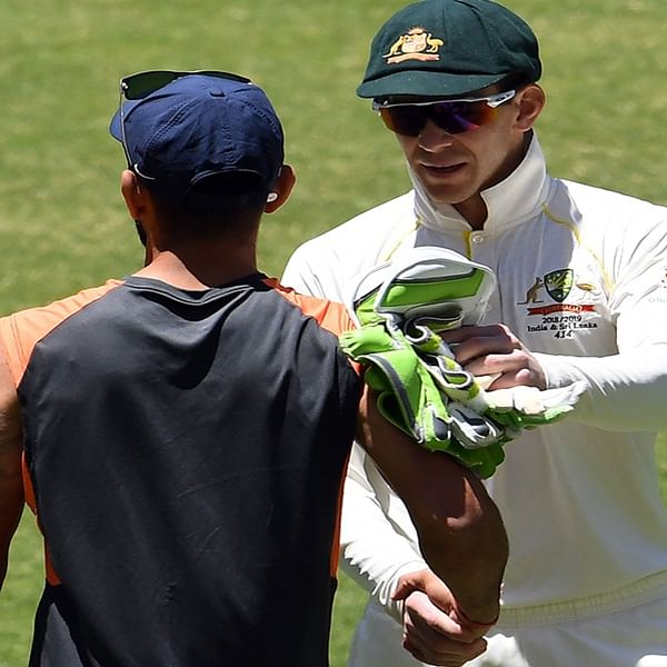 """Virat Kohli is """"just another player"""" to me: Australia's Tim Paine"""