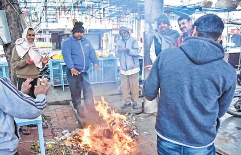 Bhopal: Minimum temperature falls across MP