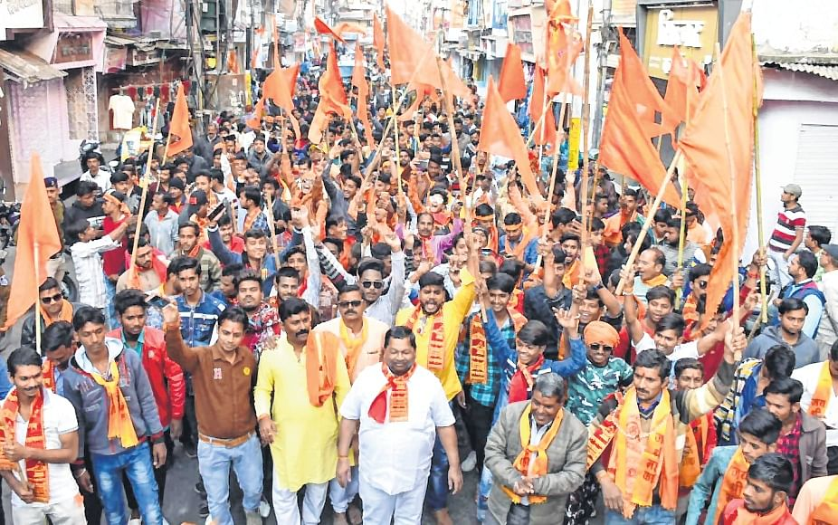 Mahagathbandhan leaders don't want stern action against Pakistan: VHP