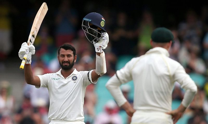 India vs Australia: Pujara crosses 150-mark, India reaches 389-5 at lunch on day 2 of fourth Test