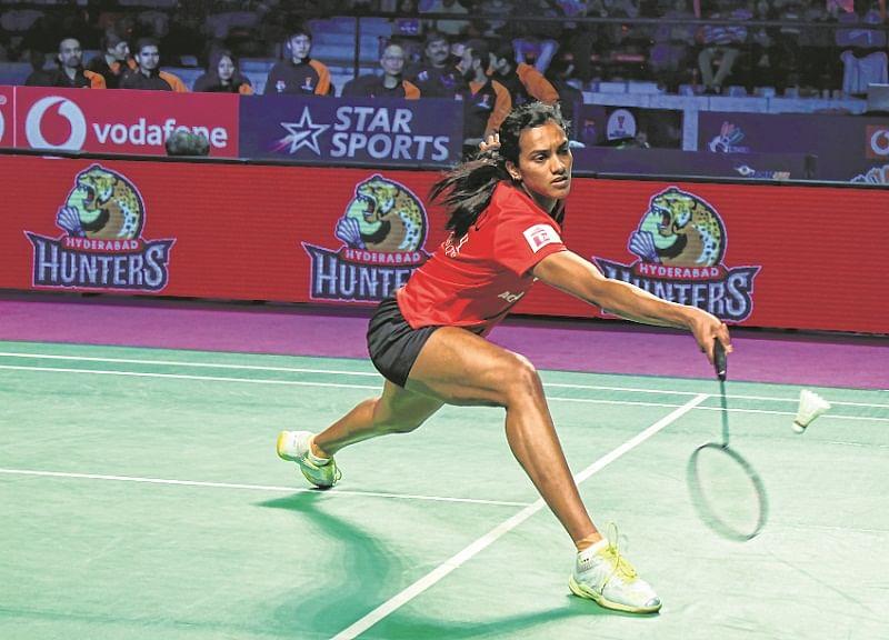 Singapore Open: Sindhu books semi-final berth
