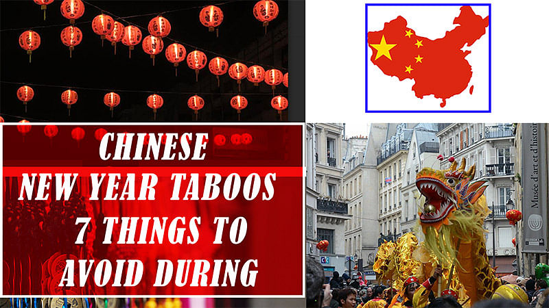 Chinese New Year taboos: 7 Things To Avoid During The Spring Festival For Good Fortune
