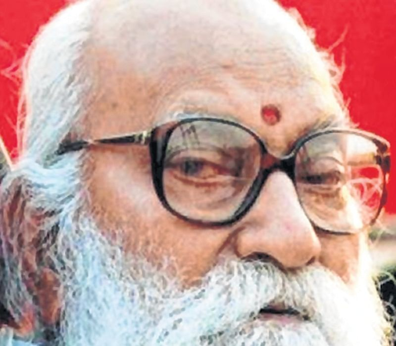 Nanaji Deshmukh, second from RSS ranks, to get Bharat Ratna