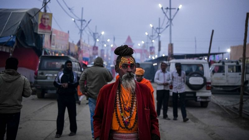 Around 200 foreign delegates visit Kumbh Mela