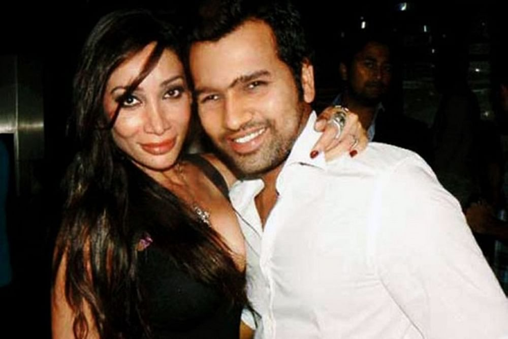 Sofia Hayat to reveal about her affair with Indian cricketer Rohit Sharma in her book