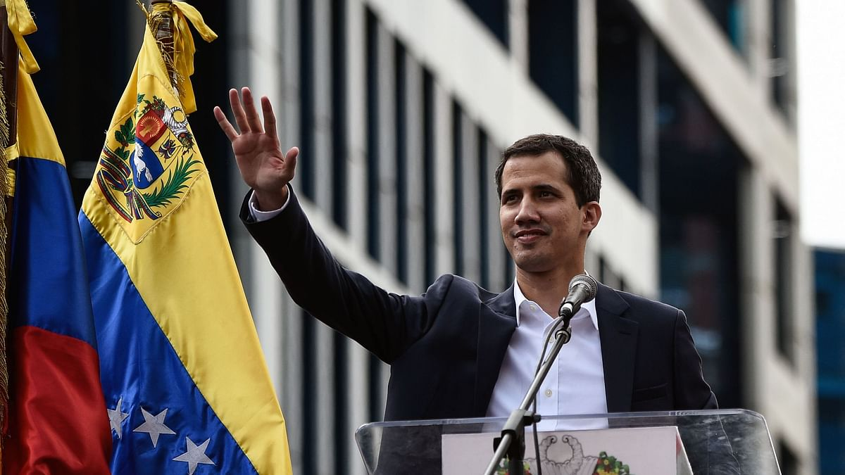 Secret talks with military to oust Nicolas Maduro: Juan Guaido