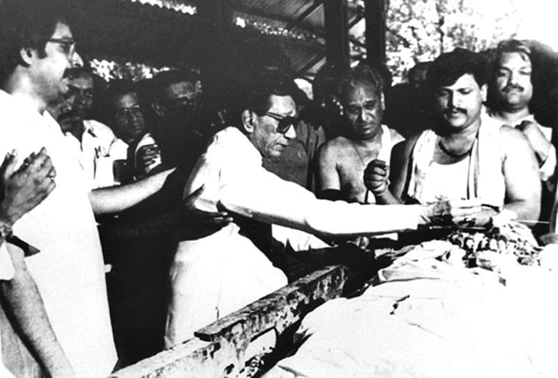 Who was Bal Thackeray's first born Bindumadhav Thackeray? Know the forgotten tiger