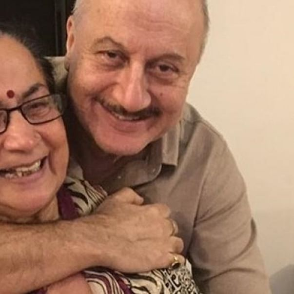 Anupam Kher's mother shifts to isolation ward, brother's family in home quarantine after COVID-19 diagnosis