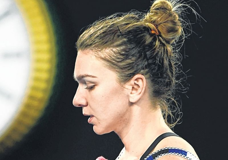 Simona Halep's reign on top is over as Petra Kvitova's win over Ashleigh Barty in Australian Open