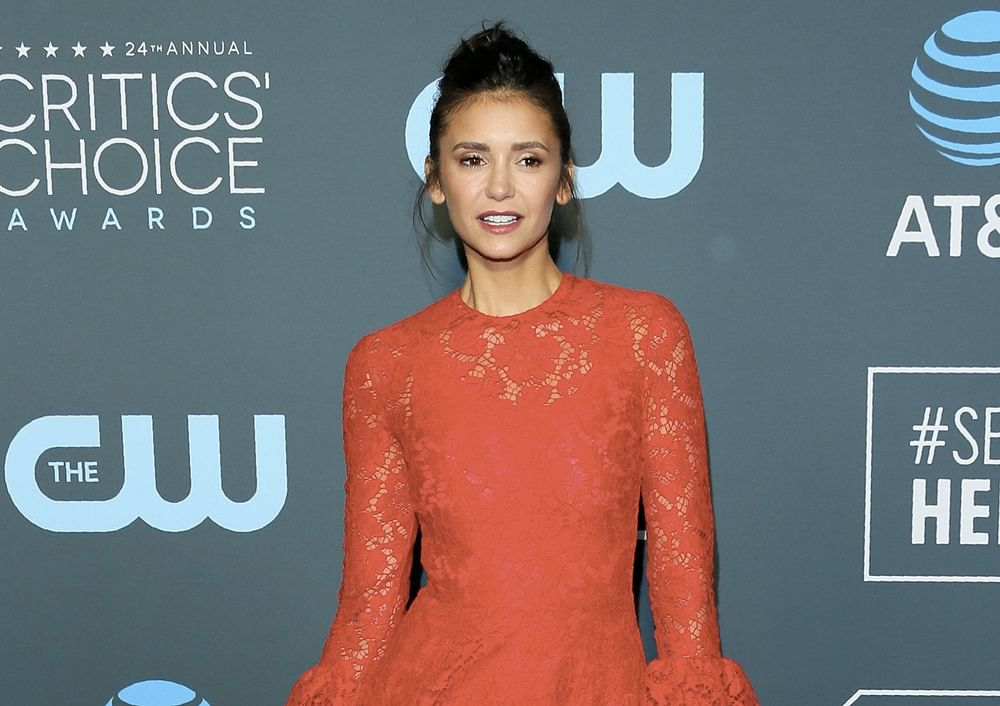 'The Vampire Diaries' star Nina Dobrev almost killed by lion during safari