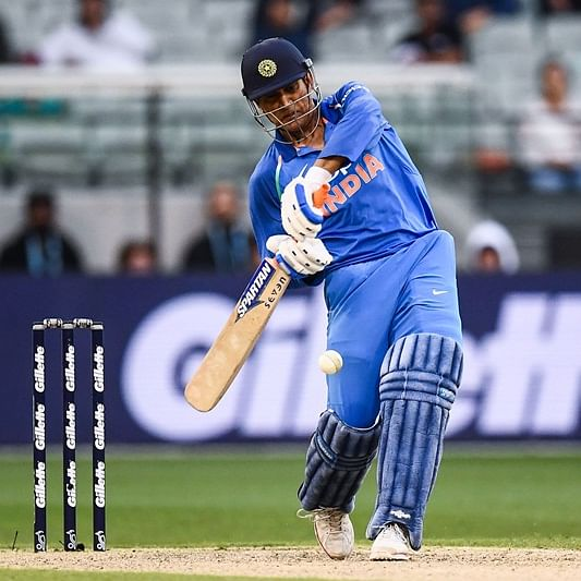 World Cup 2019: Love for Dhoni brings fan all the way from Spain to England
