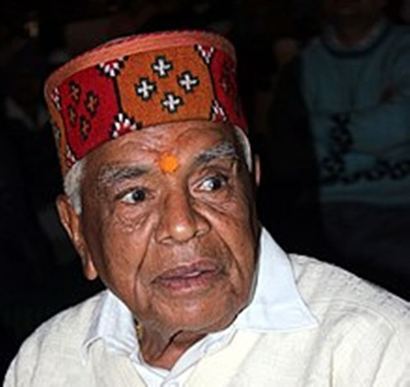 Bhopal: Babulal Gaur's condition stable
