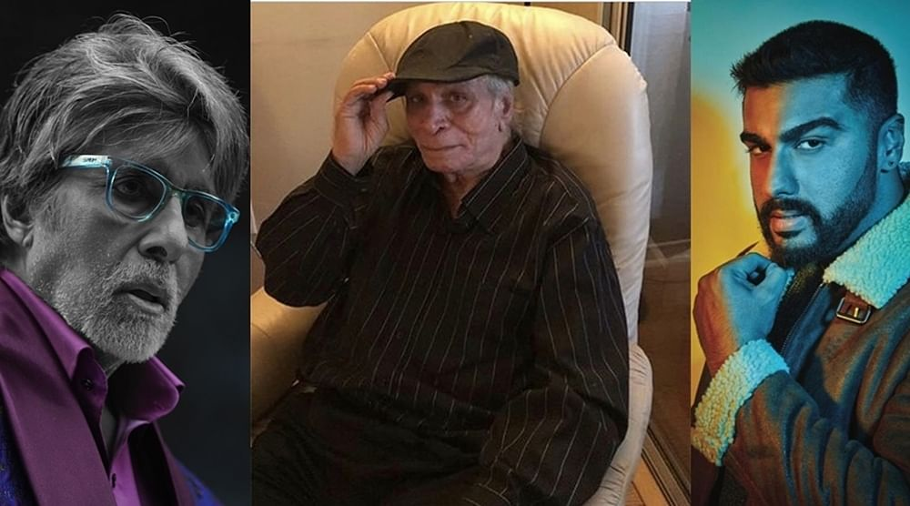 Kader Khan no more; B-town mourns veteran actor's death