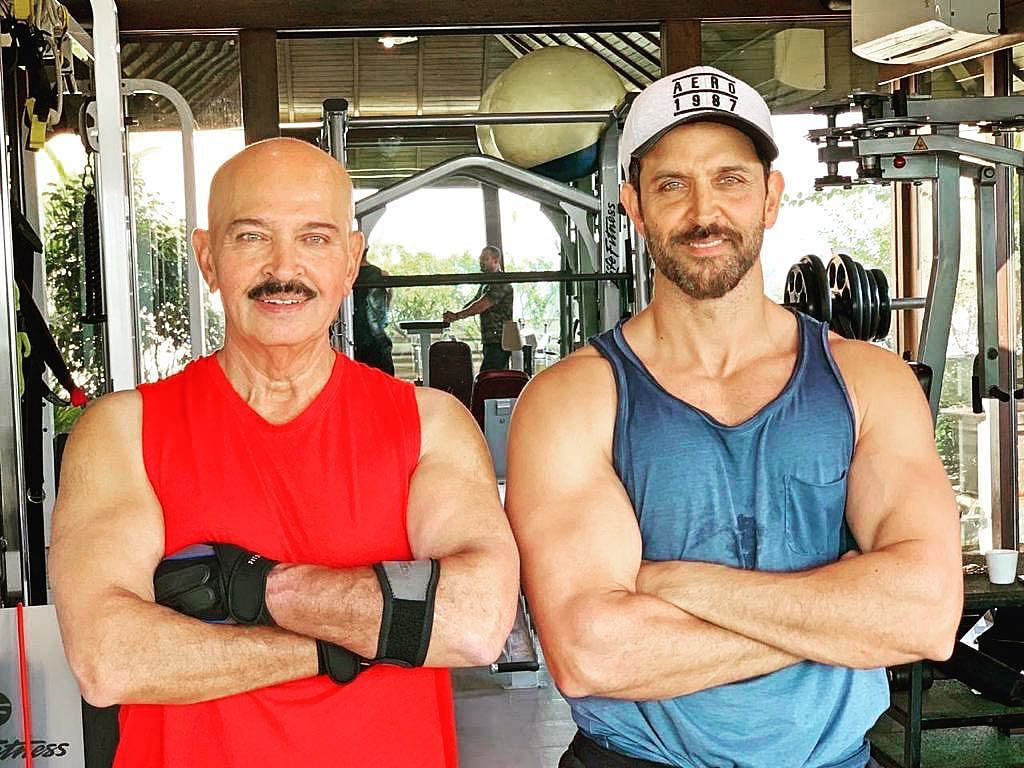 Hrithik Roshan's father Rakesh Roshan diagnosed with cancer