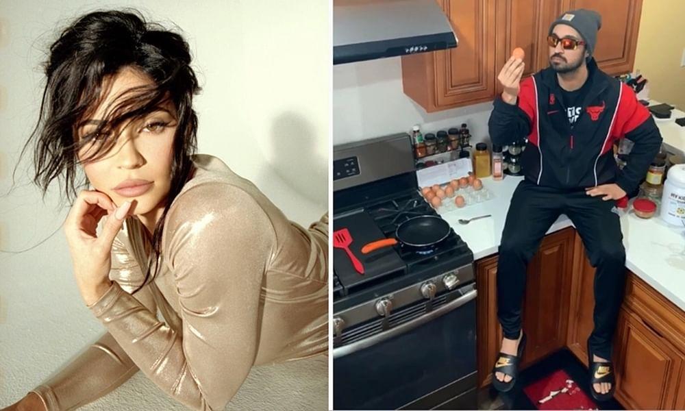 Ande Ka Funda! Diljit Dosanjh's hillarious take on viral egg that dethroned his virtual gf Kylie Jenner