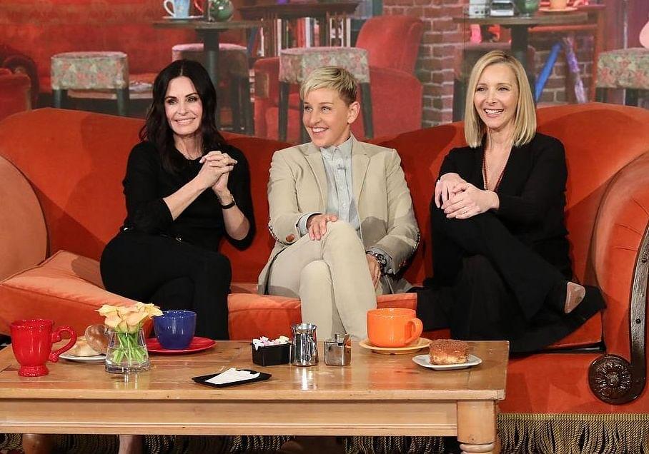 Friends Reunion! Monica Geller aka Courteney Cox joins Instagram