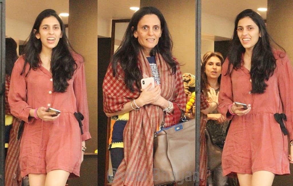 Time for another Ambani wedding? Akash Ambani's fiancé Shloka Mehta spotted shopping for bridal trousseau