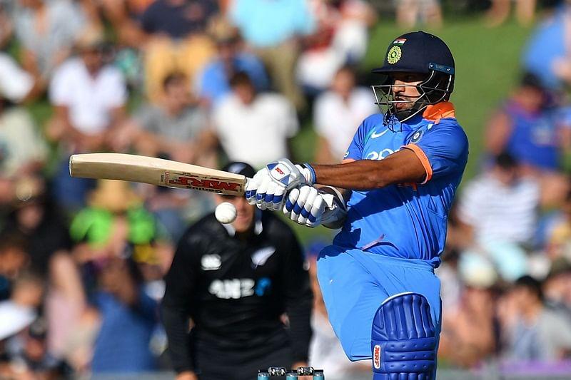 First ODI: All eyes on Shikhar Dhawan