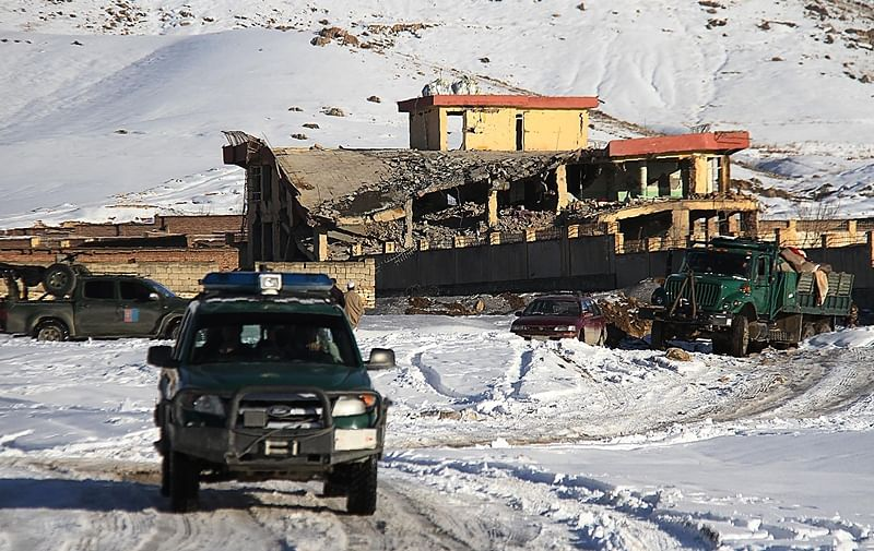 Around 65 people killed in Taliban attack on Afghan intel base: Local official