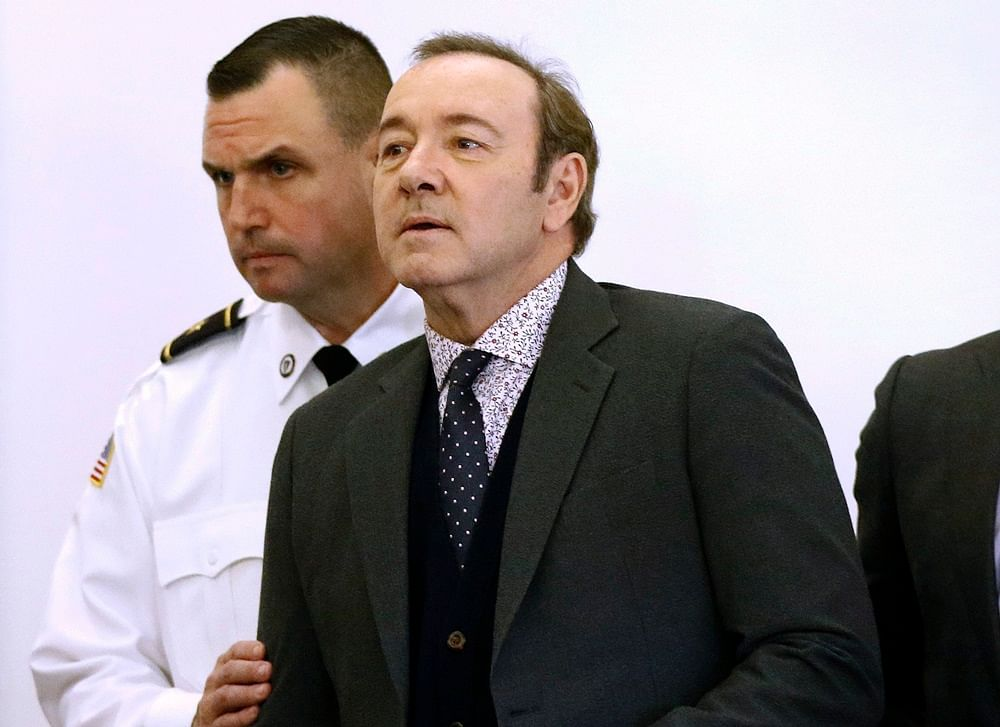 Kevin Spacey pleads not guilty for allegedly groping an 18-year-old at a bar