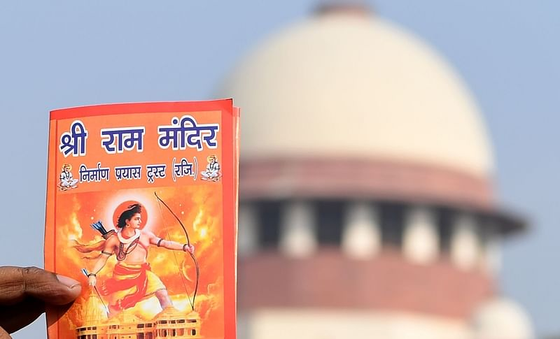 Mediation: Tricky route for Ayodhya tangle
