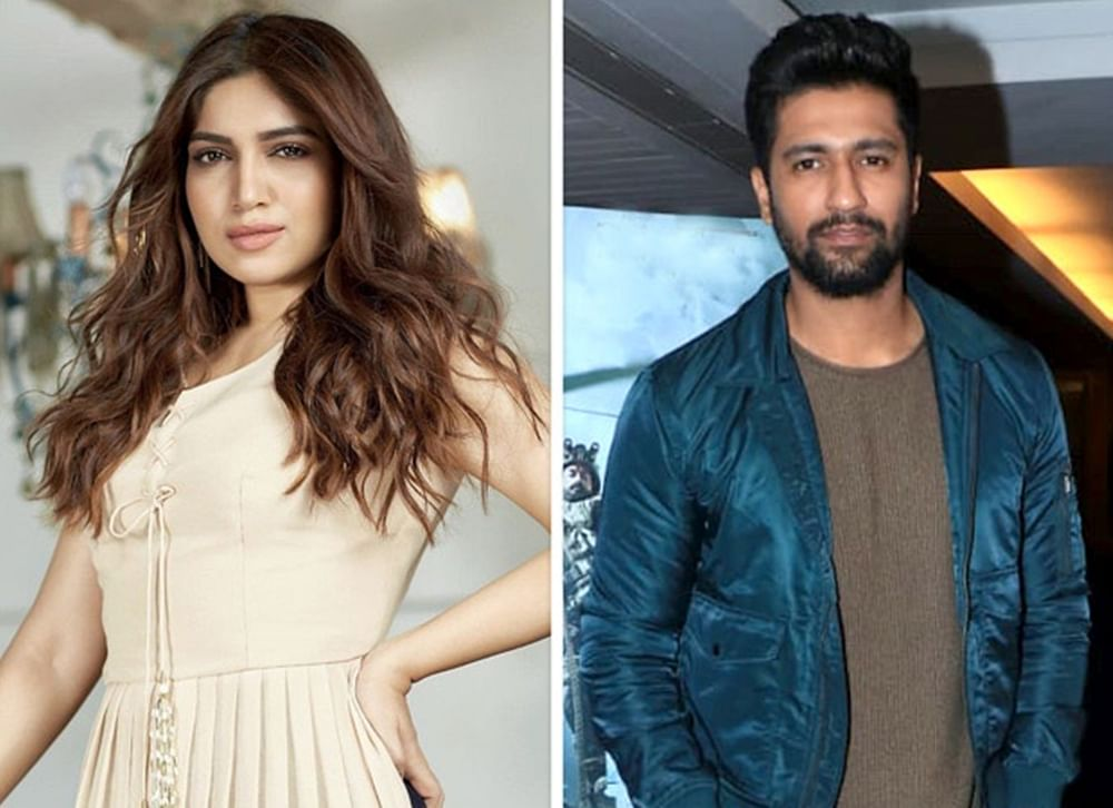 Bhumi Pednekar, Vicky Kaushal to star in a horror comedy