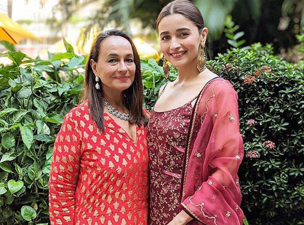 Alia Bhatt upset with CBFC for delaying mother Soni Razdan's film