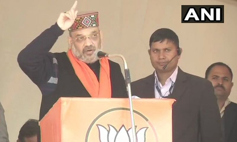 Congress' OROP is Only Rahul and Only Priyanka: Amit Shah hits out at Gandhi's