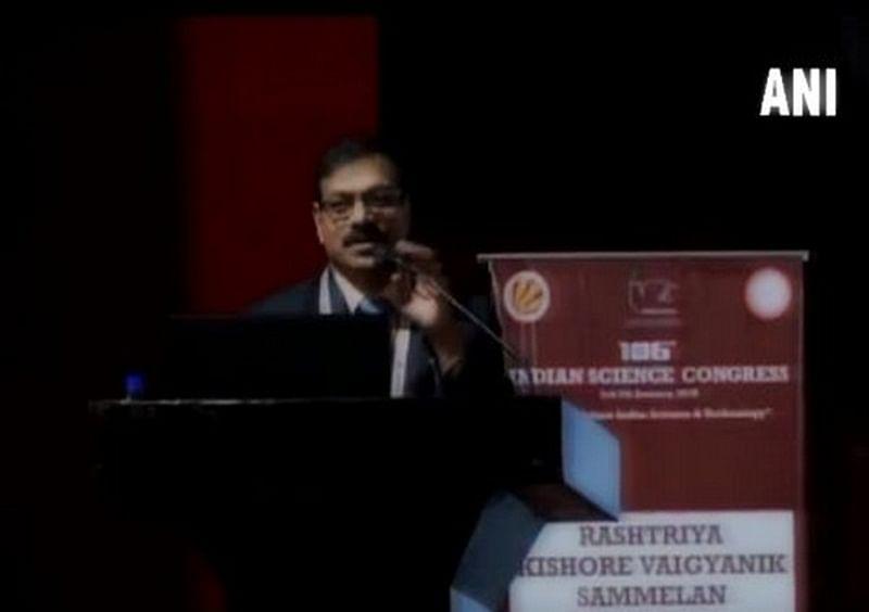 Kauravas were born through test-tube technology, says Vice-Chancellor of Andhra University