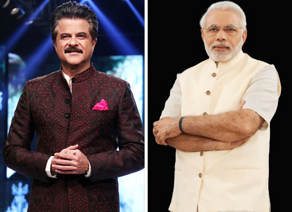 Watch Anil Kapoor's witty reply when asked if Narendra Modi will get re-elected as Prime Minister