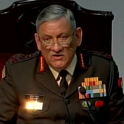 Army prepared to deal with any security challenge in Jammu and Kashmir: General Bipin Rawat