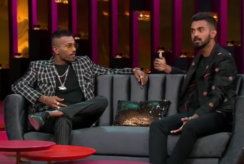 Koffee with Karan row: Diana Edulji recommends 'suspension till further action' against Pandya-Rahul