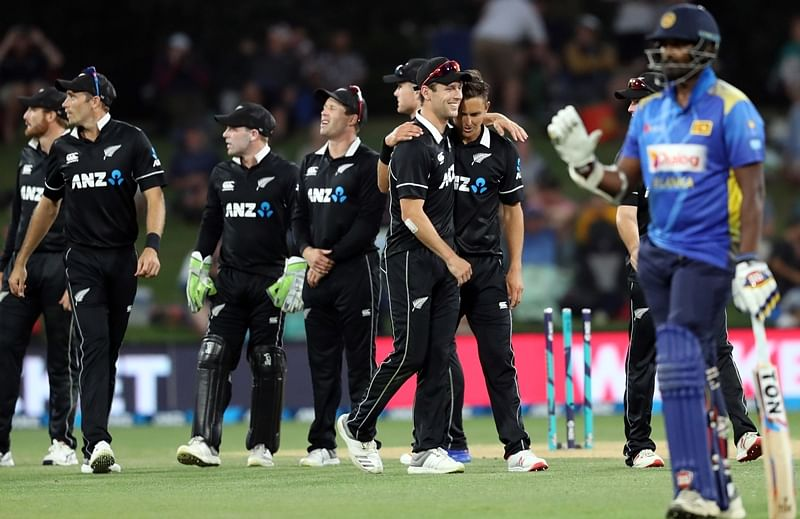 New Zealand begin World Cup charge against Sri Lanka