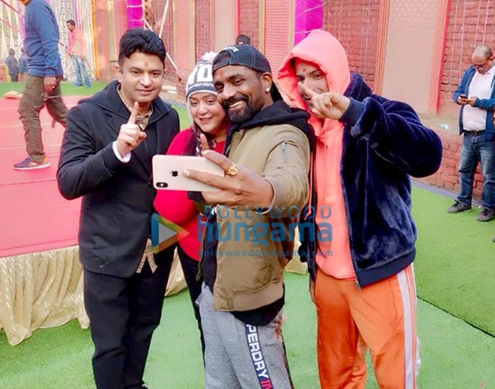 Varun Dhawan begins the shoot for Remo D'Souza's dance film in Punjab!