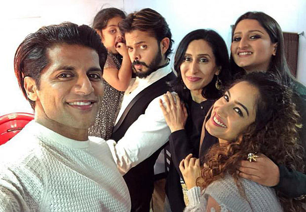 Bigg Boss 12: After finale Sreesanth, Karanvir Bohra, Srishty Rode, Shilpa Shinde party together