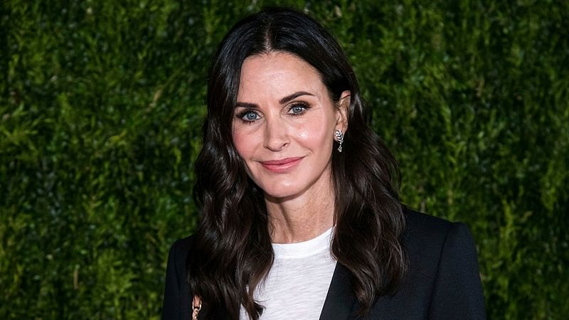 Courteney Cox re-watches 'Friends' during self-quarantine to recharge her memory of being on the show