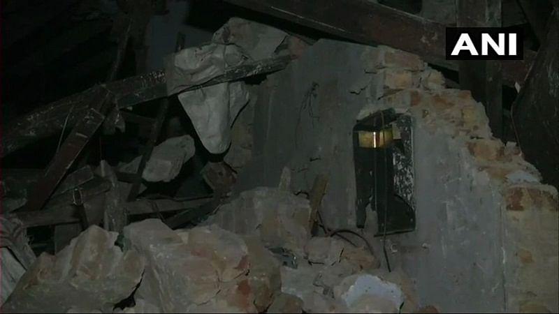 6 dead as LPG blast triggers building collapse in West Delhi