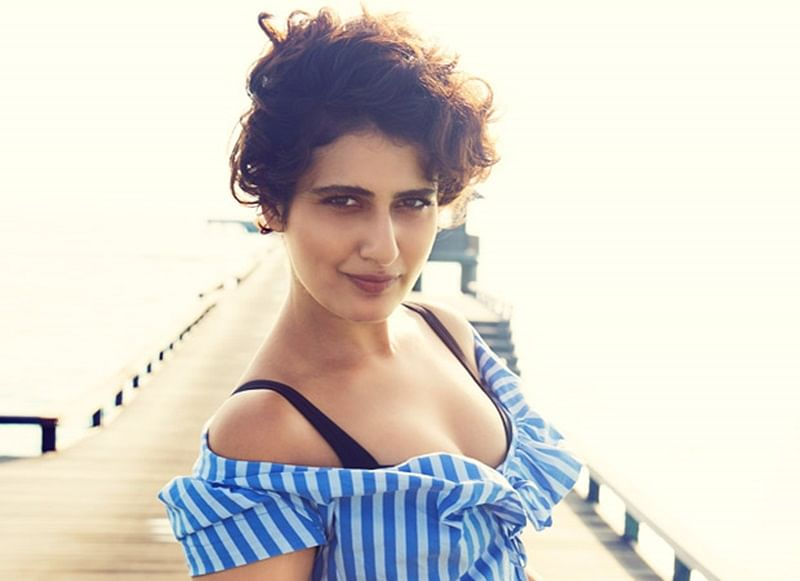 It's been more of playground for me: Fatima Sana Shaikh on Anurag Basu's next