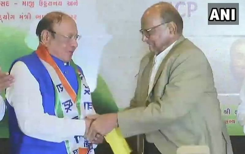 Big boost to NCP in Gujarat: Former CM Shankersinh Vaghela joins party, calls BJP govt 'cruel, corrupt'