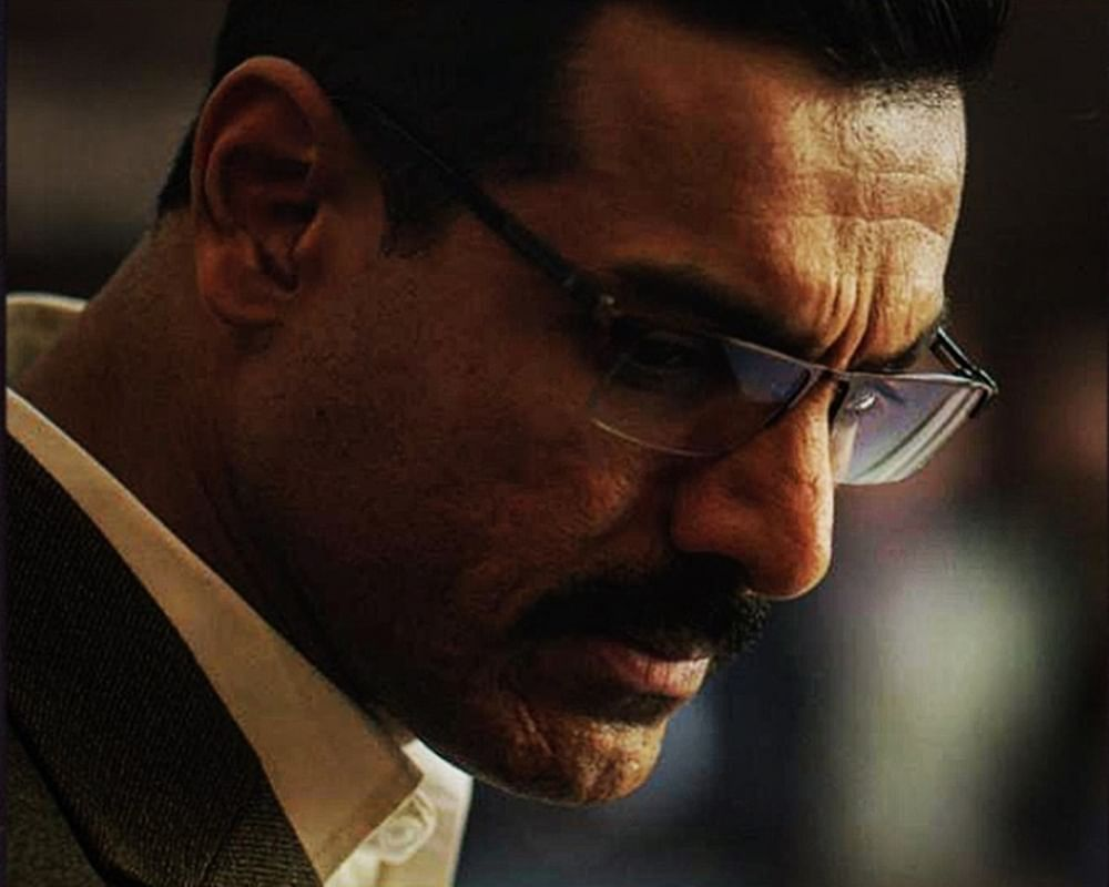 Batla House: John Abraham looks intense in this new still