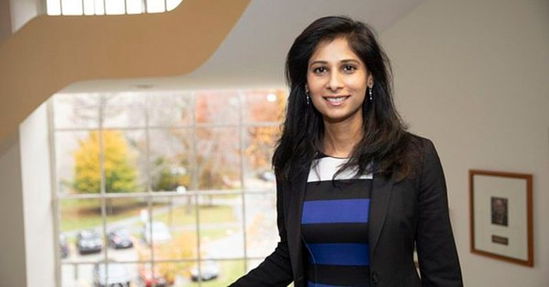 Gita Gopinath becomes first woman to be appointed as chief economist of International Monetary Fund