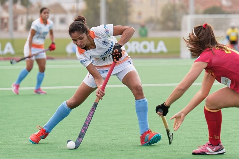 Indian eves beat South Korea 2-1, lead series 2-0