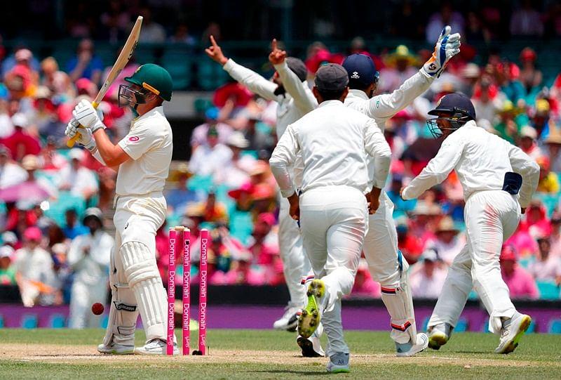 India vs Australia 4th Test: Marcus Harris smashes half-century to put Australia to 122-1 at lunch